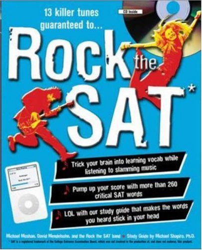 Rock the SAT   2006 9780071469036 Front Cover