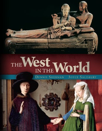The West in the World:   2013 edition cover