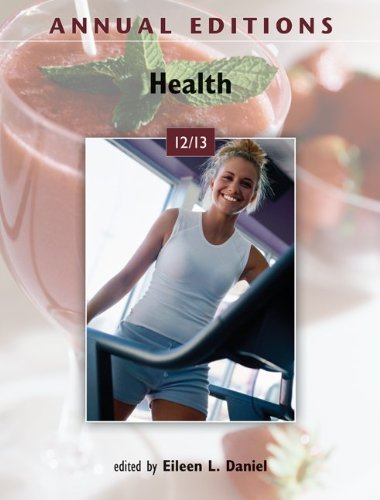 Health  33rd 2012 edition cover