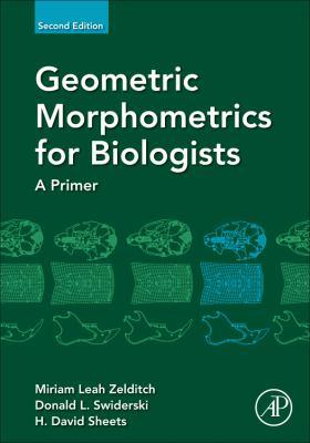 Geometric Morphometrics for Biologists A Primer 2nd 2012 edition cover