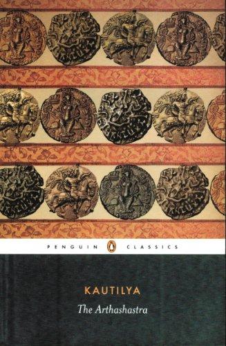 ARTHASHASTRA 1st edition cover