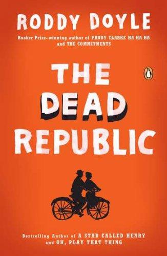 Dead Republic  N/A 9780143119036 Front Cover