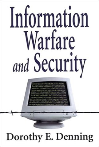 Information Warfare and Security   1999 edition cover