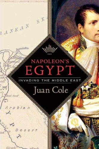 Napoleon's Egypt Invading the Middle East  2008 9780230606036 Front Cover