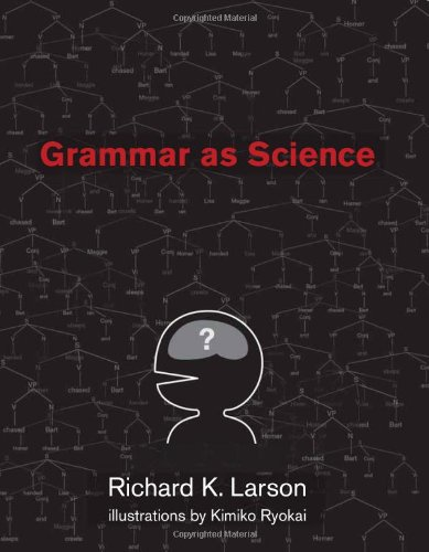 Grammar as Science   2009 edition cover
