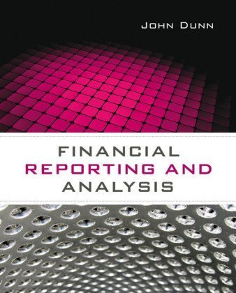 Financial Reporting and Analysis   2009 9780470695036 Front Cover