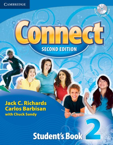 Connect  2nd 2009 (Student Manual, Study Guide, etc.) edition cover