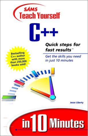 C++   1999 9780672316036 Front Cover