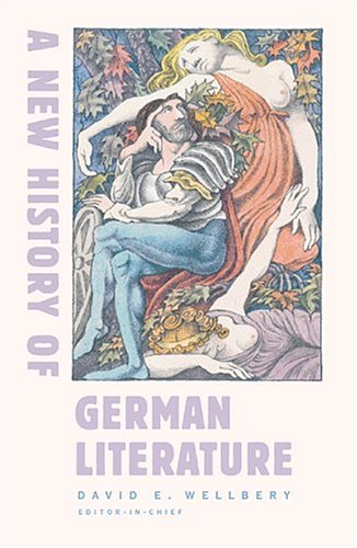 New History of German Literature   2004 edition cover