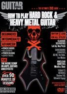 Guitar World -- How to Play Hard Rock and Heavy Metal Guitar : Dvd N/A edition cover