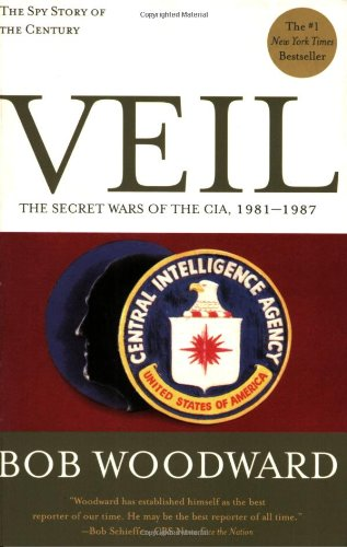 Veil The Secret Wars of the CIA, 1981-1987  2005 edition cover