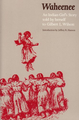 Waheenee An Indian Girl's Story  1981 (Reprint) edition cover