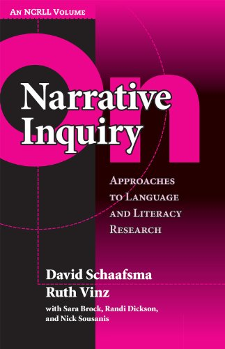 On Narrative Inquiry Approaches to Language and Literacy Research  2011 edition cover
