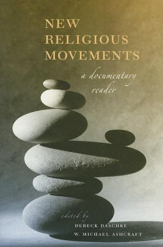 New Religious Movements A Documentary Reader  2005 edition cover