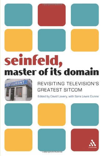 Seinfeld, Master of Its Domain Revisiting Television's Greatest Sitcom  2006 edition cover