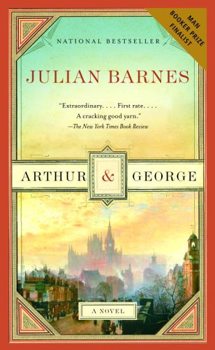 Arthur and George   2007 edition cover