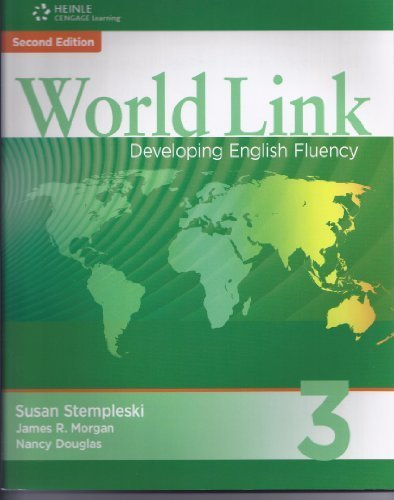 World Link  2nd 2011 (Student Manual, Study Guide, etc.) edition cover