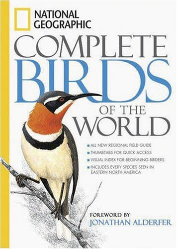 National Geographic Complete Birds of the World   2009 edition cover