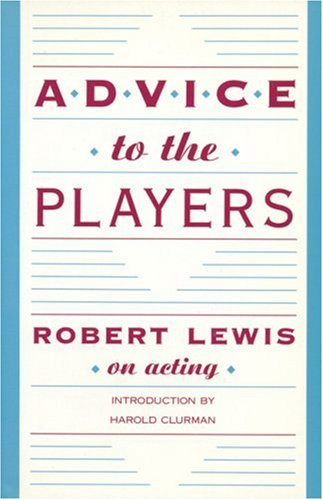 Advice to the Players   1989 (Reprint) edition cover