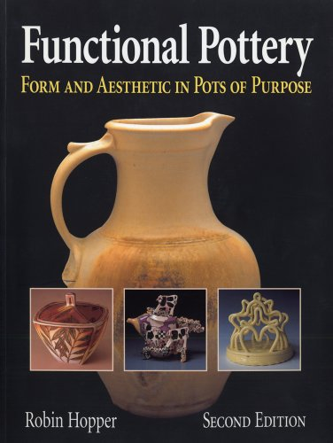 Functional Pottery 2nd 2011 edition cover