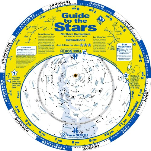 Guide to the Stars  2000 edition cover
