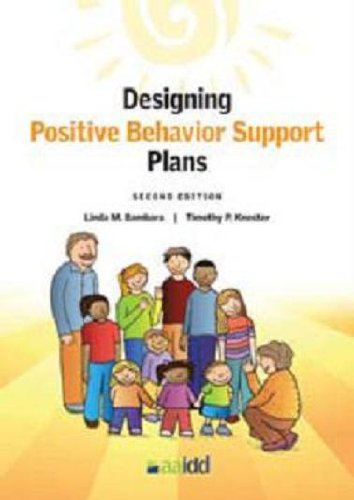 Designing Positive Behavior Support Plans  2nd 2009 edition cover