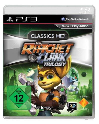 Ratchet & Clank Trilogy [Classics HD] PlayStation 3 artwork