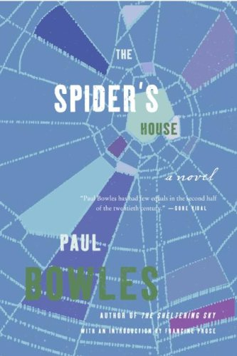 Spider's House  N/A edition cover