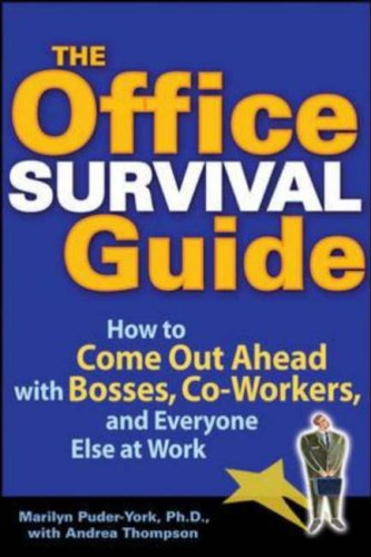 Office Survival Guide   2006 9780071462037 Front Cover