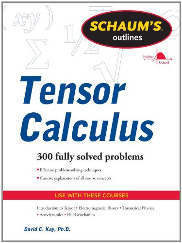 Tensor Calculus   2011 (Revised) edition cover