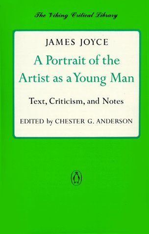 Portrait of the Artist as a Young Man Text, Criticism, and Notes  1977 (Revised) edition cover