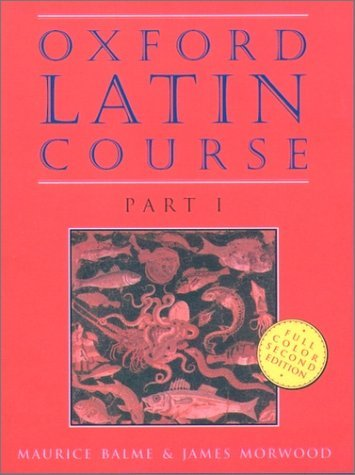 Latin Course  2nd 1996 (Revised) edition cover
