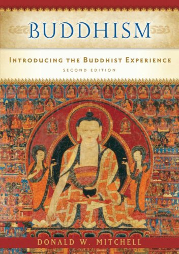 Buddhism Introducing the Buddhist Experience 2nd 2008 edition cover
