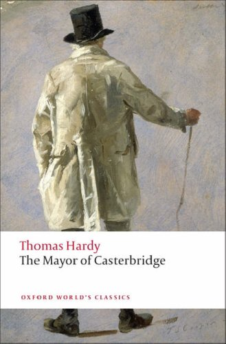 Mayor of Casterbridge  2nd 2008 edition cover