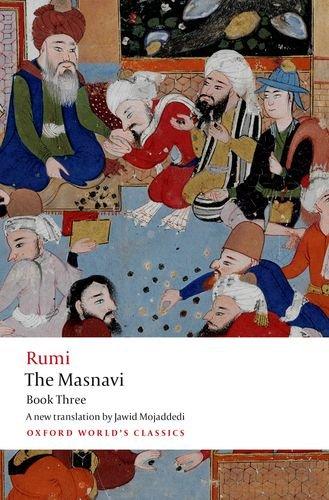Masnavi, Book Three   2013 edition cover