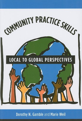 Community Practice Skills Local to Global Perspectives  2009 edition cover