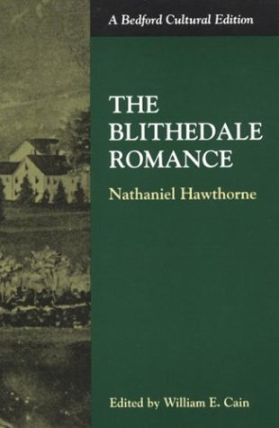 Blithedale Romance   1996 edition cover