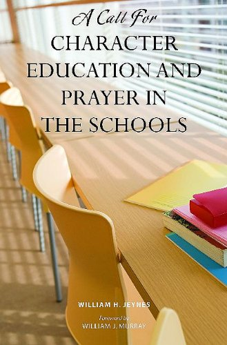 Call for Character Education and Prayer in the Schools   2009 edition cover