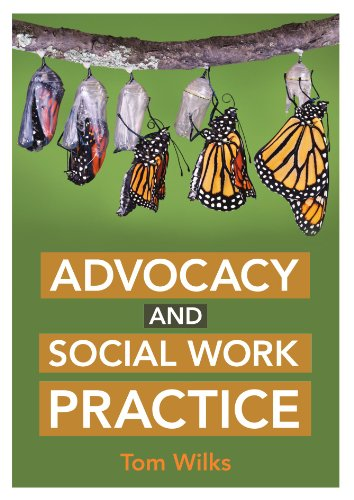 Advocacy and Social Work Practice   2012 9780335243037 Front Cover