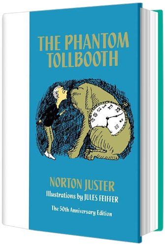 Phantom Tollbooth  50th 2011 edition cover