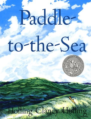 Paddle-to-the-Sea   1980 edition cover