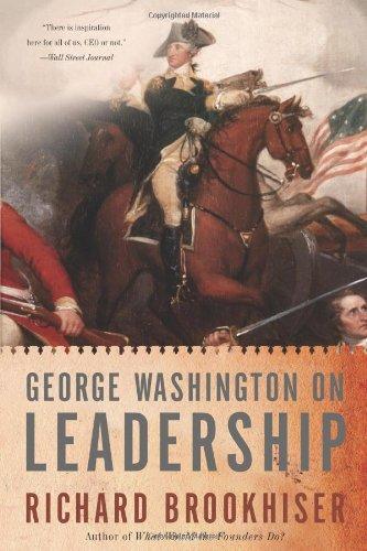 George Washington on Leadership  N/A edition cover