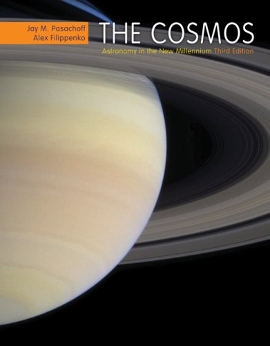 Cosmos Astronomy in the New Millennium 3rd 2007 (Revised) edition cover