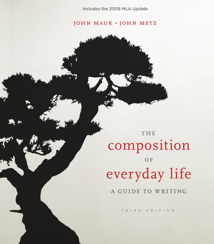 Composition of Everyday Life  3rd 2010 (Revised) edition cover