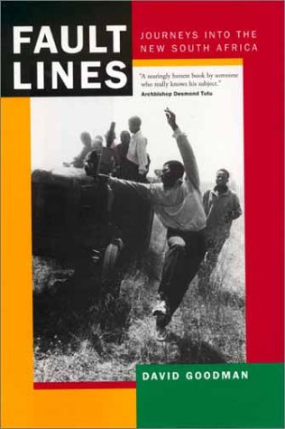 Fault Lines Journeys into the New South Africa  2002 (Revised) edition cover