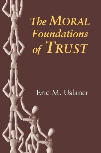 Moral Foundations of Trust   2002 edition cover