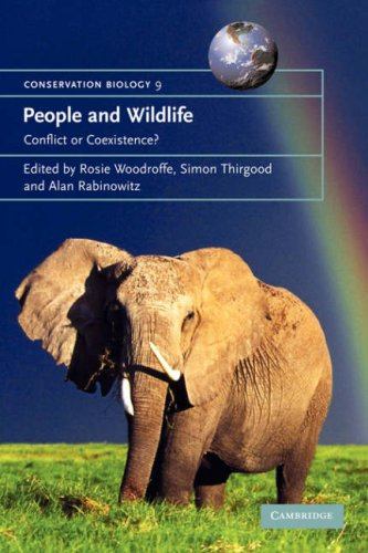 People and Wildlife Conflict or Coexistence?  2005 9780521532037 Front Cover