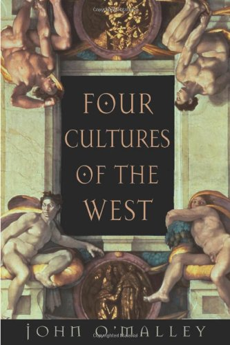 Four Cultures of the West   2004 (Annotated) 9780674021037 Front Cover