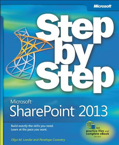 Microsoft SharePoint� 2013   2014 edition cover