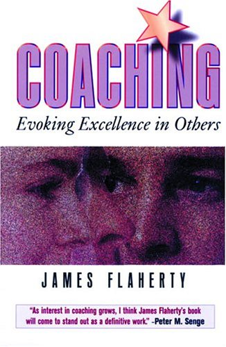 Coaching Evoking Excellence in Others  1998 9780750699037 Front Cover